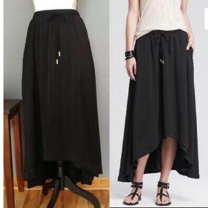 Banana Republic Black Maxi Skirt Sz. XSP